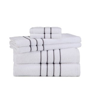 Grand Patrician Hotel Suite 6-Piece Towel Set