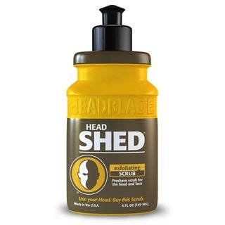 HeadBlade Head Shed 5-ounce Exfoliating Scrub