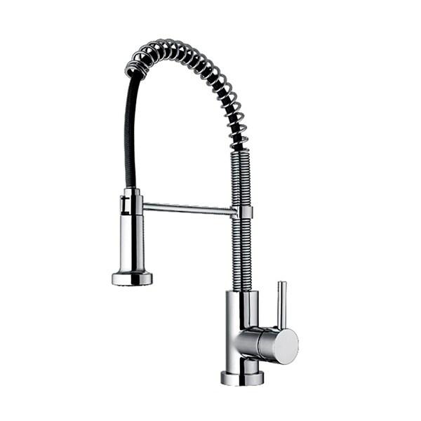 Charmant Whitehaus Collection JEM Kitchen Faucet