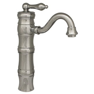 Whitehaus Collection Vintage III Elevated Lavatory Faucet