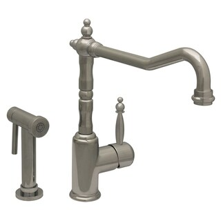 Whitehaus Collection JEM Kitchen Faucet