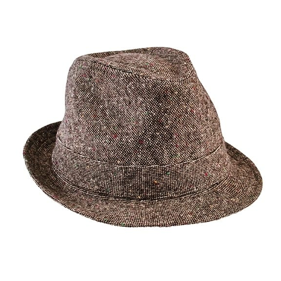 San Diego Hat Company Fall-Winter 2018 Kids Collection Fedora Brown - Free  Shipping On Orders Over  45 - Overstock - 24808081 7f757c3ab89