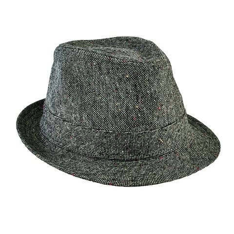 San Diego Hat Company/Fall-Winter 2018/Kids Collection/Fedora/Black