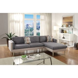 Buy Black Sectional Sofas Online At Overstock Com Our