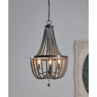 Buy Bronze Finish Ceiling Lights Online At Overstock Com