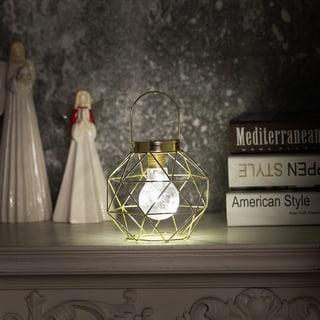 LED Bulb in Prism