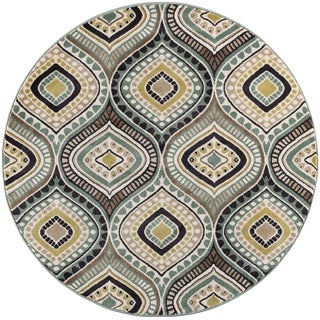 Alise Caprice Contemporary Abstract Area Rug