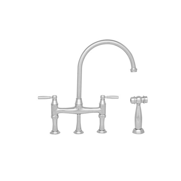 Whitehaus Collection Queenhaus Kitchen Faucet