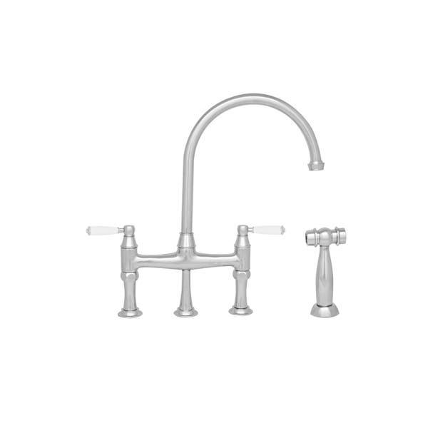 Whitehaus Collection Queenhaus Kitchen Faucet