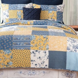 Lydia Twin 2 Piece Quilt Set