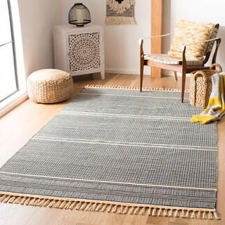 Safavieh Handmade Flatweave Montauk Heidje Casual Cotton Rug