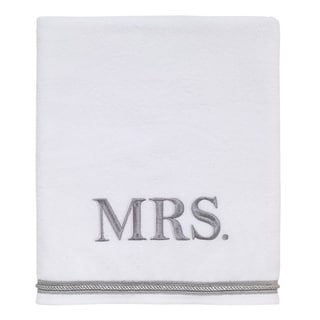 Mrs. Bath Towel