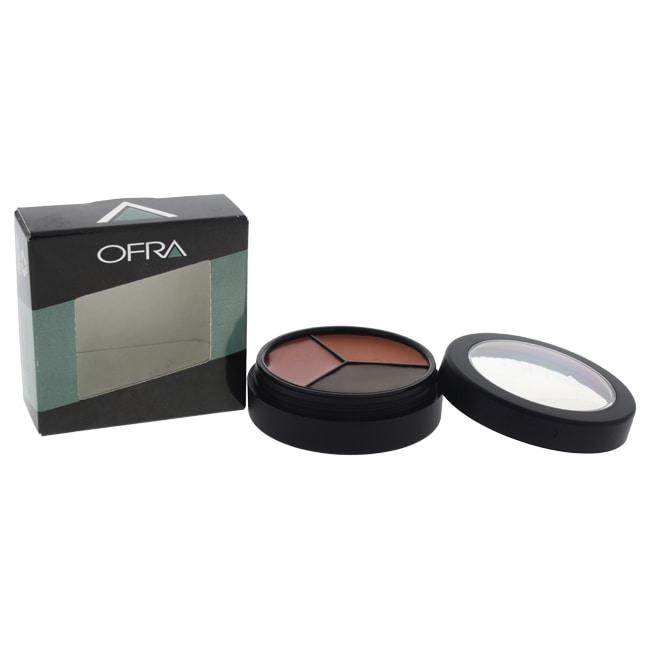 Ofra Cosmetics Corrector Tri Pot Ebony (1), Blue