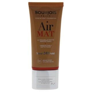 Bourjois Air Mat Undetectable Matte Finish 24H Foundation 05 Golden Beige