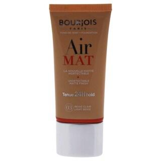 Bourjois Air Mat Undetectable Matte Finish 24H Foundation 03 Light Beige