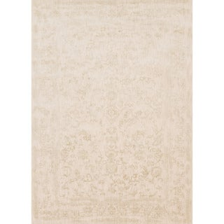 Lucca Floral Ivory Rug (2'7 x 4')