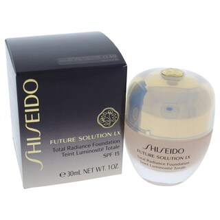 Shiseido Future Solution LX Total Radiance Foundation SPF 15 040 Natural Fair Ochre