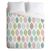 Wendy Kendall Leaf Pod Duvet Cover Set