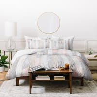 Iveta Abolina Farmhouse Peach Duvet Cover Set