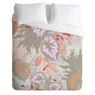 Iveta Abolina Alocasia Garden Duvet Cover Set