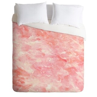 Rosie Brown Art Deco Pink Duvet Cover Set