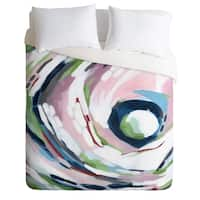 Laura Fedorowicz Right In The Feeling Duvet Cover Set