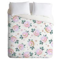 Iveta Abolina Rose Taffy Duvet Cover Set