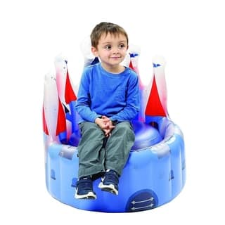 Knights Castle Blue Boys - Kids Inflatable Chair|https://ak1.ostkcdn.com/images/products/18737931/P24812472.jpg?impolicy=medium