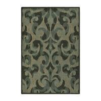 Superior Designer Aldaine Indoor/Outdoor Area Rug collection - 2' x 3'