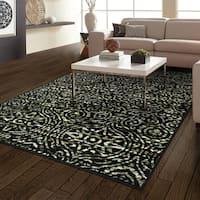 Superior Designer Carson Area Rug (8' x 10') - 8' x 10'
