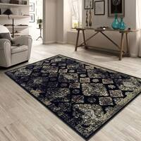 Superior Designer Mayfair Area Rug Collection (4' X 6')