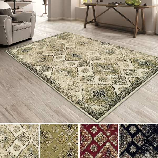 Discounted Home Goods: Shop Superior Designer Mayfair Area Rug Collection