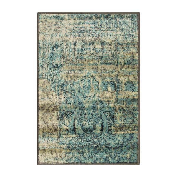 Miranda Haus Salford Vintage Distressed Medallion Area Rug Collection On Sale Overstock 16000235