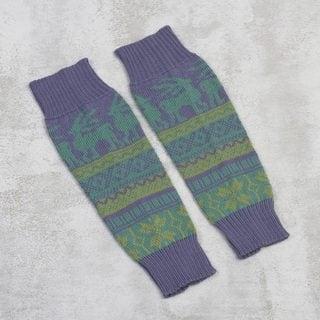 Handmade Alpaca Blend 'Inca Landscape' Leg Warmers (Peru)|https://ak1.ostkcdn.com/images/products/18743308/P24817239.jpg?impolicy=medium