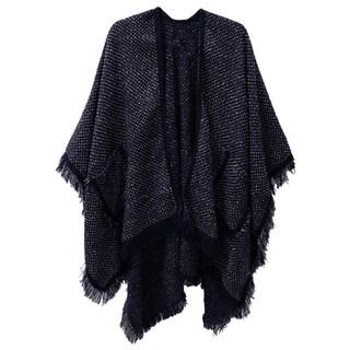 FITS Tweed Poncho
