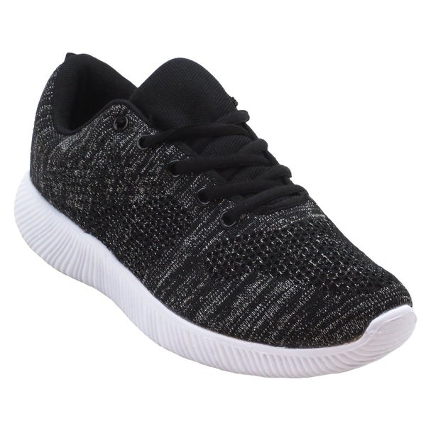 83a765c5dee6 Blue Womens SAYID-7 Casual Fashion Sneakers Breathable Athletic Sports Shoes
