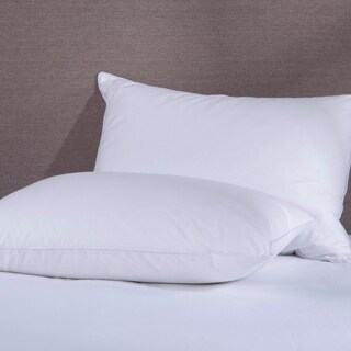 St. James Home Down and Feather Pillow (Set of 2) - White