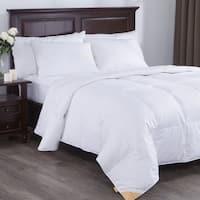 St. James Home Lightweight White Goose Down Comforter