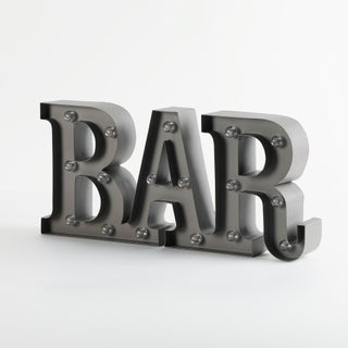 Bar Marquee Sign