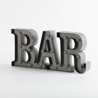 Bar Marquee LED Sign