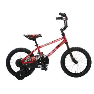 Growl Ready2Roll 16 inch Kids Bicycle (Option: Black)
