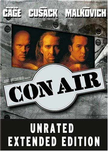Con Air - Extended Edition (UR/DVD)
