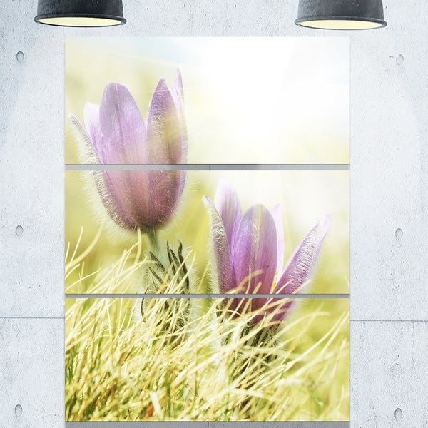 Magnificent Purple Metal Wall Art Gallery - Wall Art Design ...