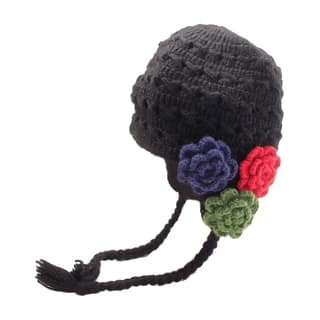 Crochet 3 Flower Earflap|https://ak1.ostkcdn.com/images/products/18753311/P24825871.jpg?impolicy=medium