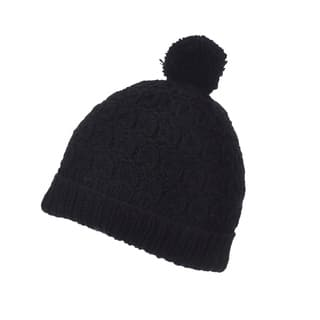 Lala Beanie with Pom|https://ak1.ostkcdn.com/images/products/18753447/P24825886.jpg?impolicy=medium