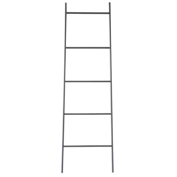 Aurelle Home Iron Black Iron Ladder