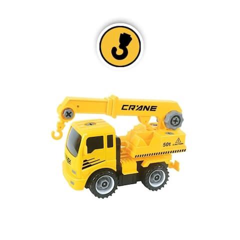Construct A Truck - Crane