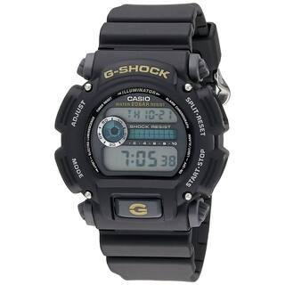 Casio Men's DW9052-1B 'G-Shock' Digital Black Resin Watch|https://ak1.ostkcdn.com/images/products/18753664/P24826080.jpg?impolicy=medium