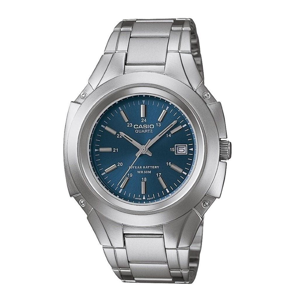 Casio Men's MTP-3050D-2AV 'Classic' Stainless Steel Watch...