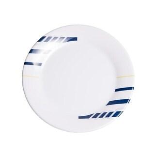 "Galleyware Newport 8"" Melamine Non-skid Salad/Dessert Plate (Set of 6)"